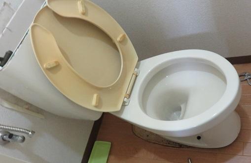 悪い トイレ 流れ が